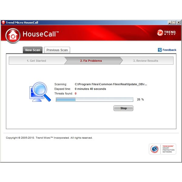 Free Review of Micro Trend HouseCall