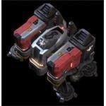 Starcraft 2 Terran Barracks
