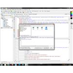 Evrsoft First Page is a fully featured HTML editing suite.