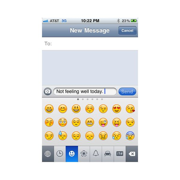 Emoji iPhone App: How to Set Up and Use Emoji for iPhone