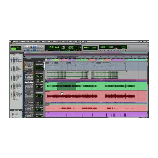 how to work pro tools