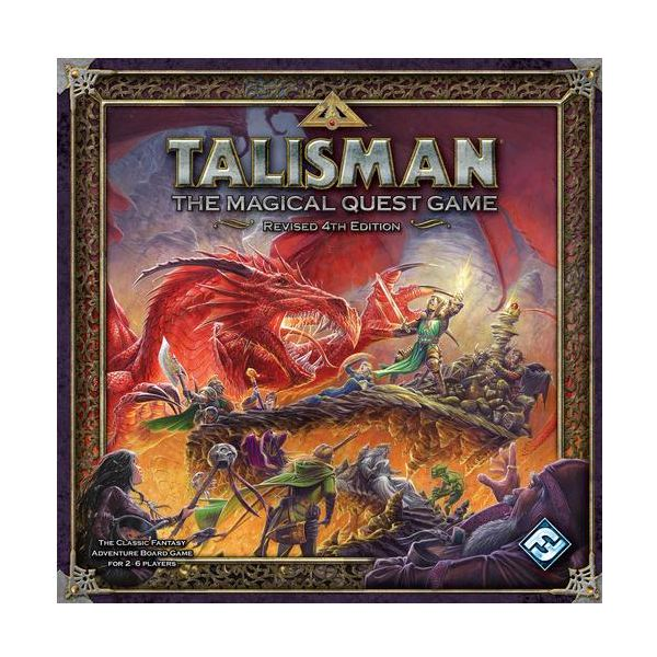 Talisman is one of the most played games on Big Bang Theory