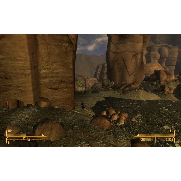 Fallout: New Vegas - Honest Hearts Side Quest - Bighorners of the Eastern Virgin