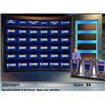 Jeopardy Online Screenshots - game shows to play online