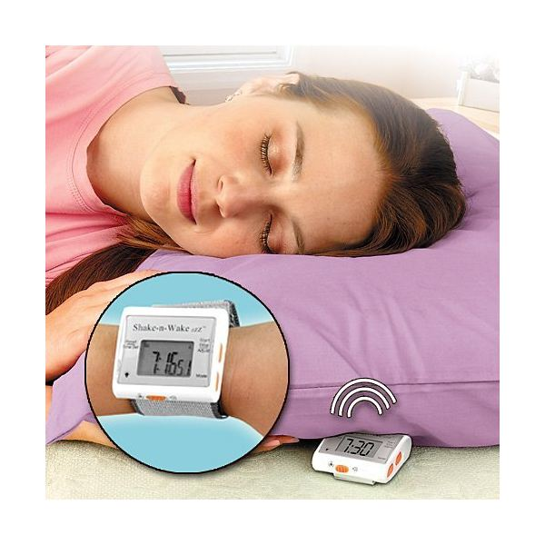 vibrating alarm watch