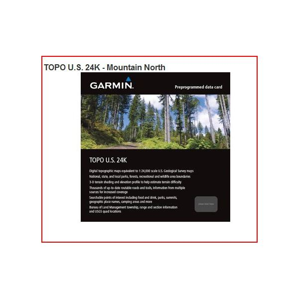 Garmin TOPO Maps - Topography Maps for Garmin GPS Devices