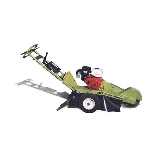 Learn How to Use a Stump Grinder Safely & Effectively