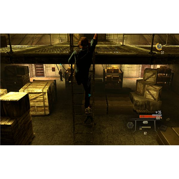 Alpha Protocol Walkthrough - Bug the Airfield - Shaheed's Elite Guards