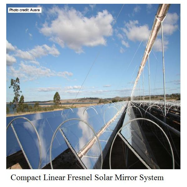 The Compact Linear Fresnel Reflector System As A Solar