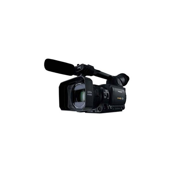 Panasonic Pro AG-HVX200A 3CCD P2 DVCPRO 1080i High Definition Camcorder with 13x Optical Zoom