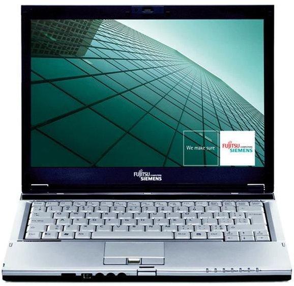 Fujitsu Siemens Lifebook S6410 Screen