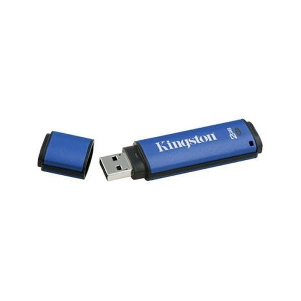 Actual Kingston 2 GB USB flash drive
