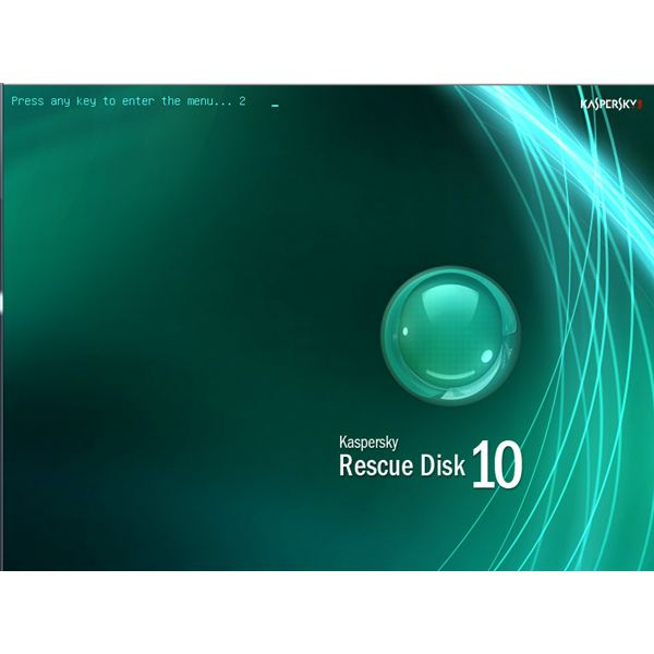 Kaspersky Rescue Disc