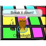break-it-down by Chrisdog93 at Club Penguin CP with permission