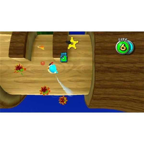 Mario Galaxy 2 Mixes Up the Way You Play, From Classic Side-scrolling...