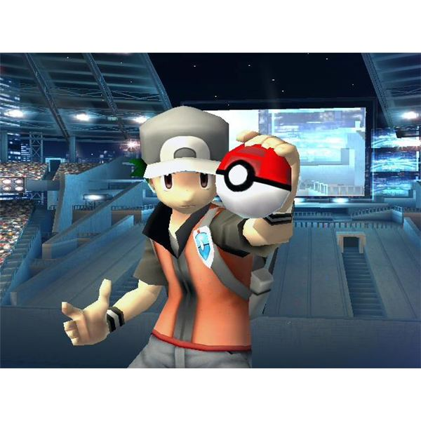 Cool Trainer From Pokemon Stadium