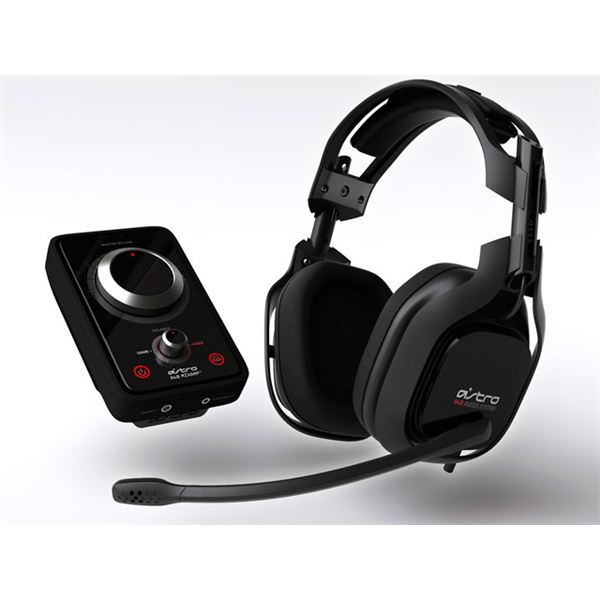 The Astro A40 is the BMW of gaming headsets