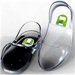 Ambulator GPS shoe concept image
