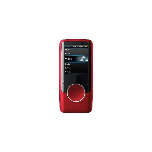 Coby 4 GB Video MP3 Player with FM Radio