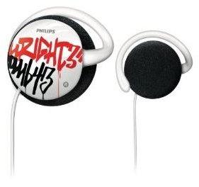 Philips Extra Bass Earclip Headphones SHS3301:28