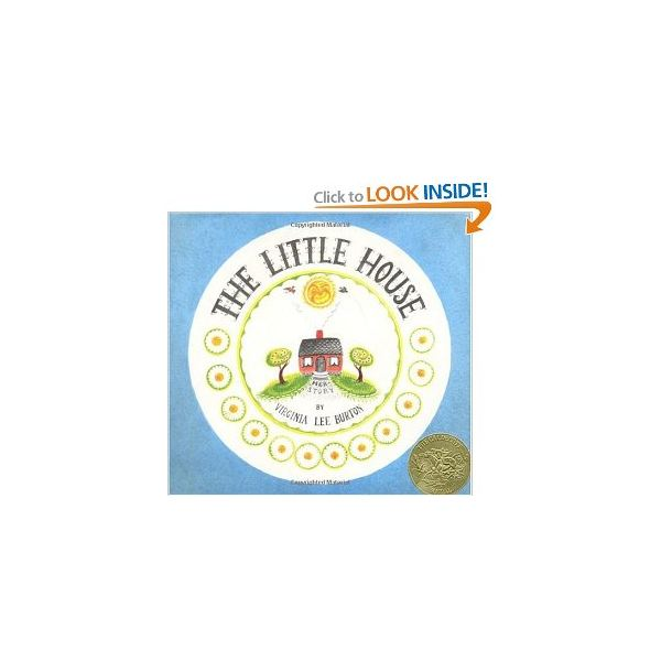 Preschool Plans for The Little House by Virginia Lee Burton