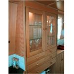 Saloon from galley, from www.nbwhisper