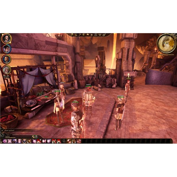 Dragon Age: Origins - Orzammar and the Frostback Mountains