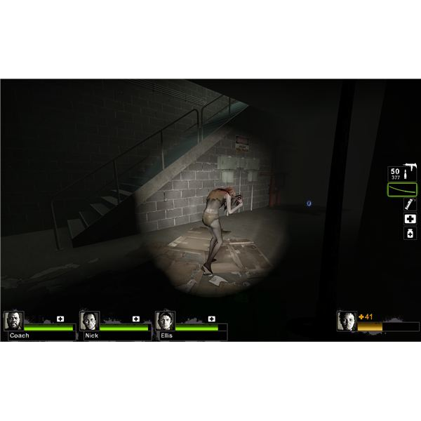 Left 4 Dead 2: Witch