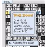 New York Times Crossword Puzzler for Blackberry