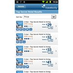 Travelocity Hotel Page
