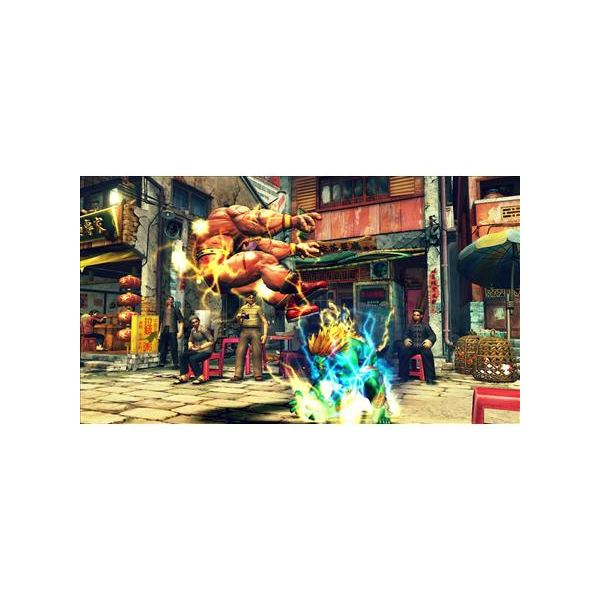 Street Fighter IV Special Moves by Character