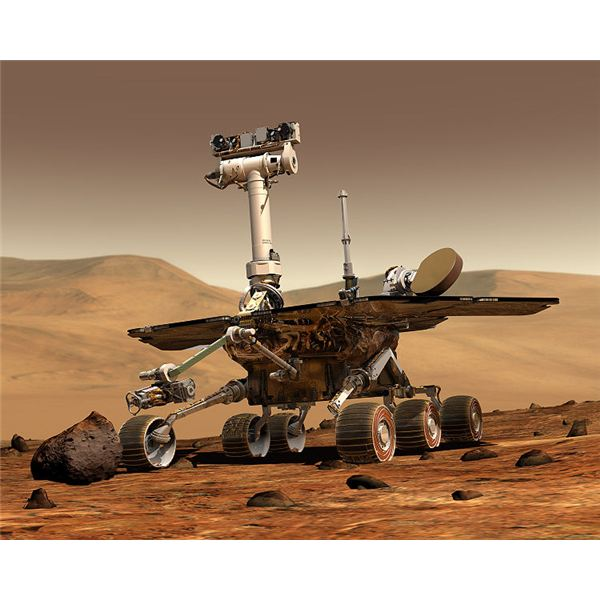 mars space rover facts - photo #4