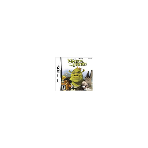 Shrek The Third for the Nintendo DS: Why The Story Line Of This Shrek Game Really Reeks