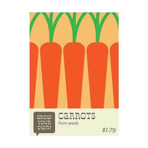Creating Custom Seed Packets As Party Favors And Presents