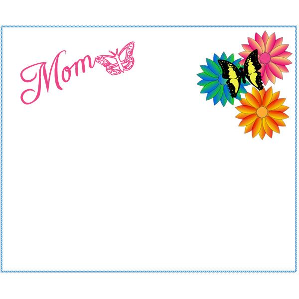 mothers-day-borders-butterflyflowers