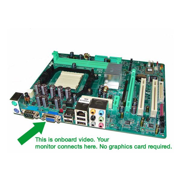 Motherboard Onboard Video Vs Graphics Card