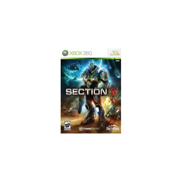 Xbox 360 Gamers' Section 8 Video Game Review