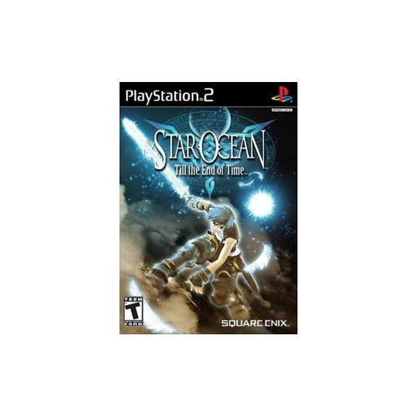 Star Ocean 3 Review -Star Ocean: Till the End of Time  for the PlayStation 2