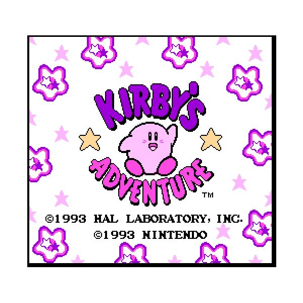 Wii Virtual Console Reviews: Kirby's Adventure Review