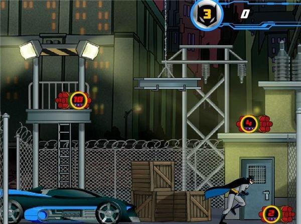 Gotham Dark Knight: Total Blackout