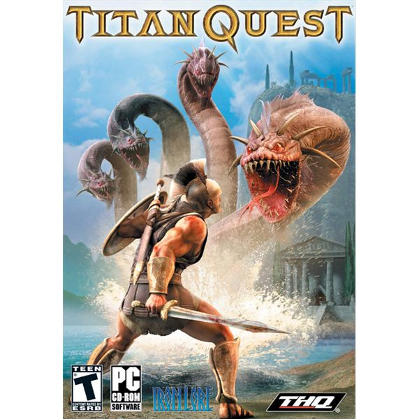 Titan Quest: Review Of Titan Quest PC Game - Download from Steam.com
