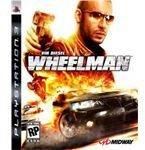 The Wheelman - Console Review - Wheelman Cover Box