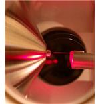 Electrospray ionization source
