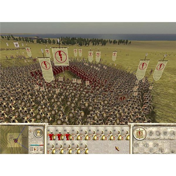 Rome: Total War Review: The Closest You'll Get to Running Ancient Rome