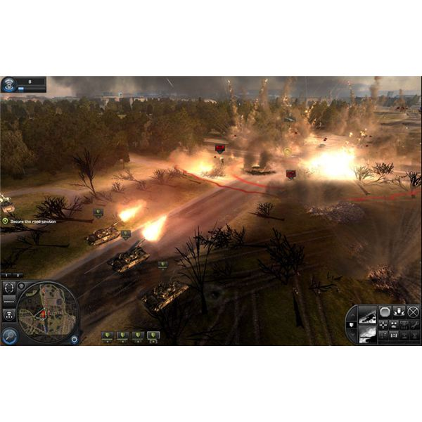 World in Conflict Review: Awesome RTS Action Packed with Features