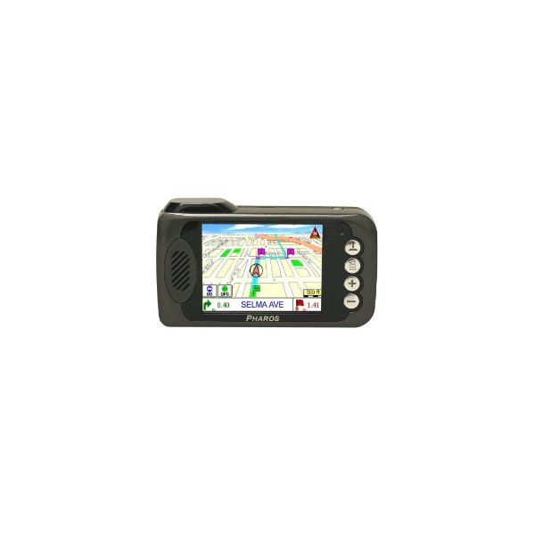 Pharos Drive 135 All-in-One GPS Navigation Unit