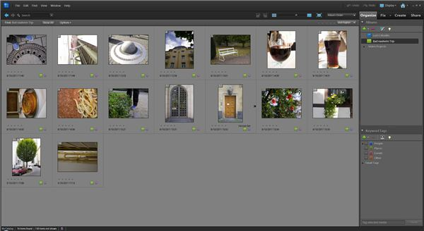 Organize With Photoshop Elements