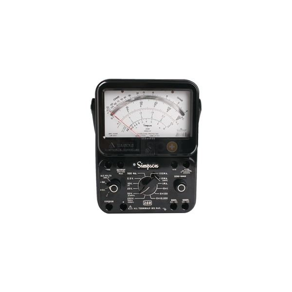 Advantages Of Digital Multimeters Over Analog