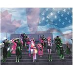 City of Heroes Flag Day Event