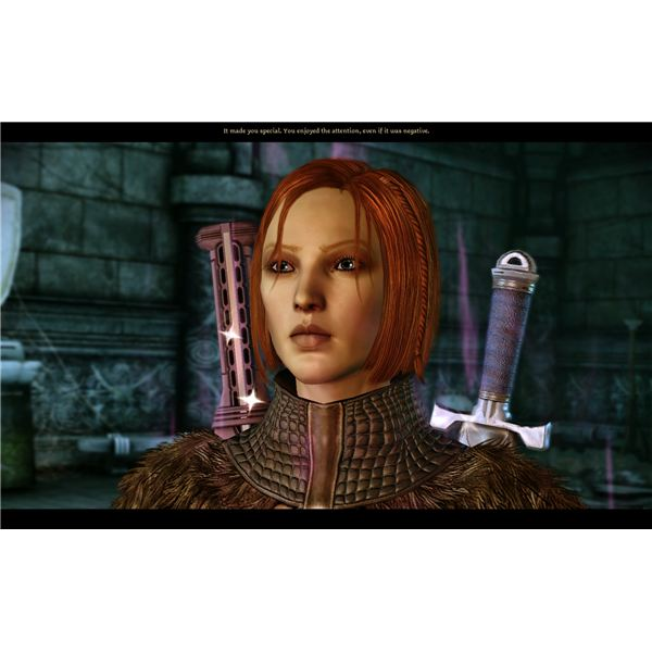Dragon Age: Origins Romance - Leliana